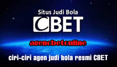 agen resmi CBET